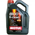 ΛΙΠΑΝΤΙΚΟ ΚΙΝΗΤΗΡΑ MOTUL 8100 X-CLEAN 5W40 C3 5LT