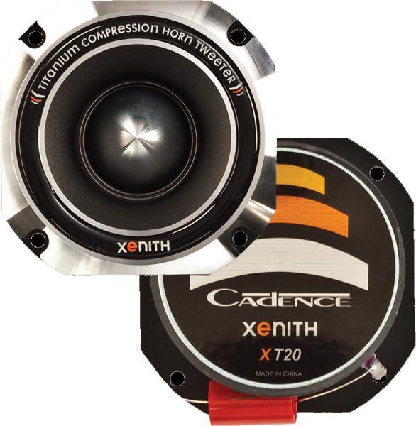 ΚΟΡΝΑ CADENCE XT-20 XENITH HORN TWEETER 75W