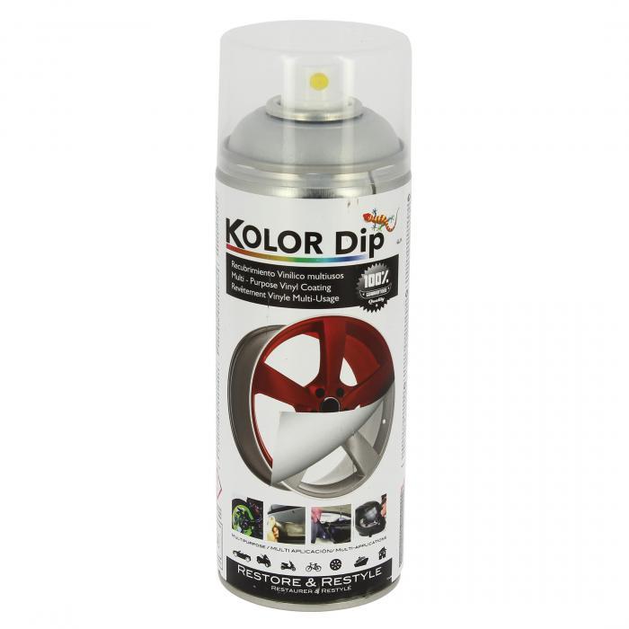 Επικάλυψη Βινυλίου Αλουμίνιο KOLOR Dip 400 ML