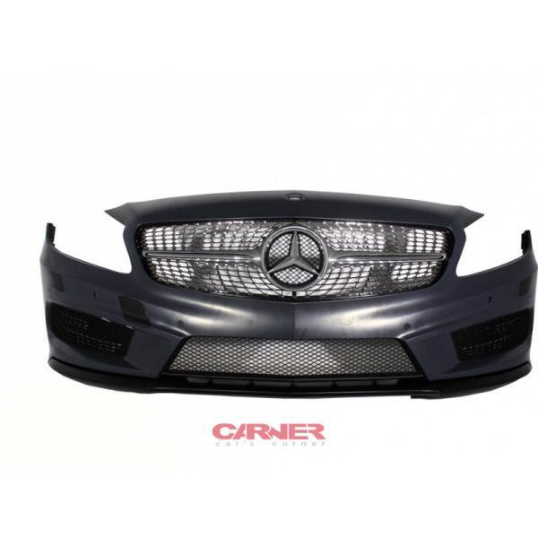 Body Kit A45 AMG Look Για Mercedes Benz A-Class W176 2012+