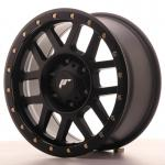 Japan Racing Wheels JRX2 Matt Black 17*8