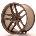 Japan Racing Wheels JR25 Blank Bronze 20*11