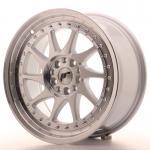 Japan Racing Wheels JR26 Silver 17*8