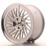 Japan Racing Wheels JR27 Silver Machined 18*9.5