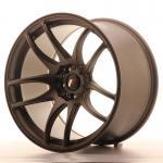 Japan Racing Wheels JR29 Matt Bronze 19*11