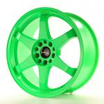 Japan Racing Wheels JR3 Neon Green 18*8
