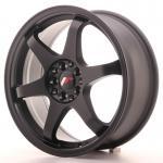Japan Racing Wheels JR3 Matt Black 17*7