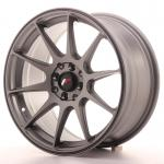 Japan Racing Wheels JR11 Matt Gun Metal 17*8.25