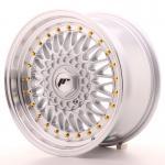 Japan Racing Wheels JR9 Silver 16*8