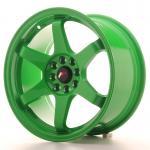 Japan Racing Wheels JR3 Green 16*8