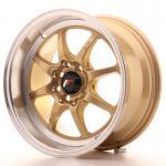 Japan Racing Wheels TF2 Gold 15*7.5