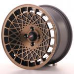 Japan Racing Wheels JR14 Black Bronz Finish 15*8