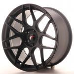 Japan Racing Wheels JR18 Matt Black 19*9.5