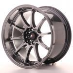 Japan Racing Wheels JR5 Hiper Black 18*10.5