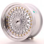 Japan Racing Wheels JR9 Silver 15*8