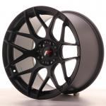 Japan Racing Wheels JR18 Matt Black 18*10.5