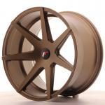 Japan Racing Wheels JR20 Matt Bronze 20*11