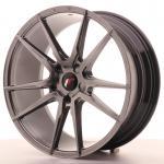 Japan Racing Wheels JR21 Hiper Black 20*8.5