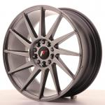 Japan Racing Wheels JR22 Hiper Black 18*7.5