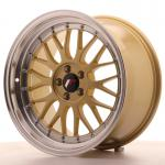 Japan Racing Wheels JR23 Gold 18*9.5