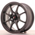 Japan Racing Wheels JR5 Matt Gun Metal 15*7