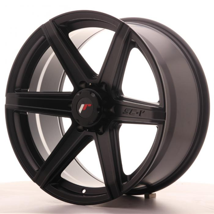Japan Racing Wheels JRX6 Matt Black 20*9.5