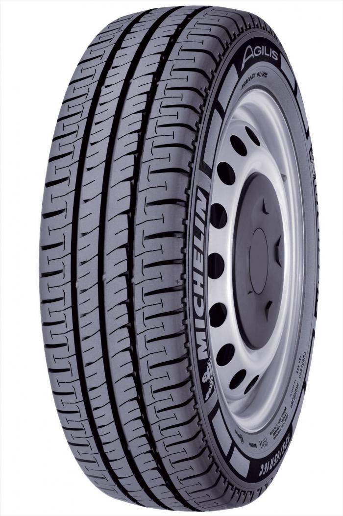 205/70R15 106/104R Michelin Agilis + Ελαφρύ φόρτηγο