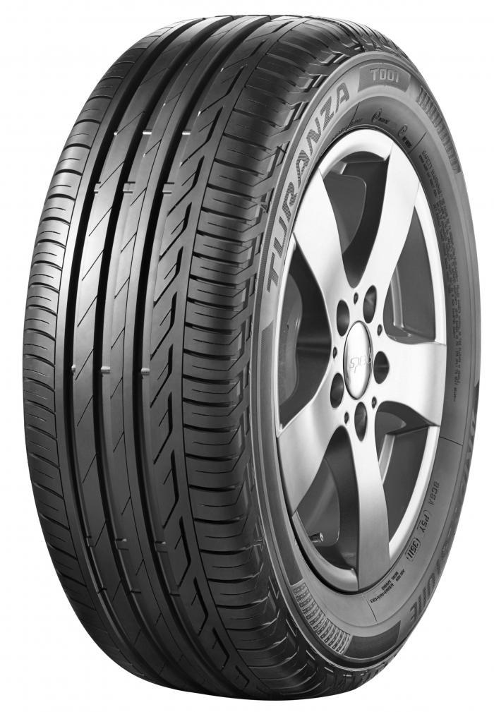 225/60R16 98W Bridgestone Bridgestone Turanza T001