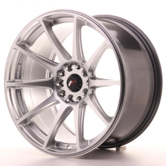 Japan Racing Wheels JR11 Hiper Silver 18*9.5