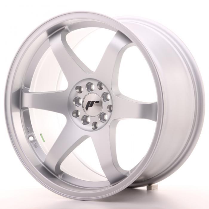 Japan Racing Wheels JR3 Matt Silver 19*9.5