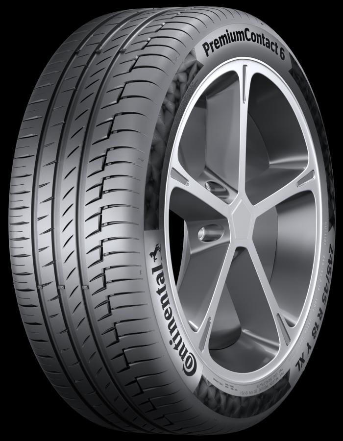 245/45R17 95Y  Continental Premium Contact 6