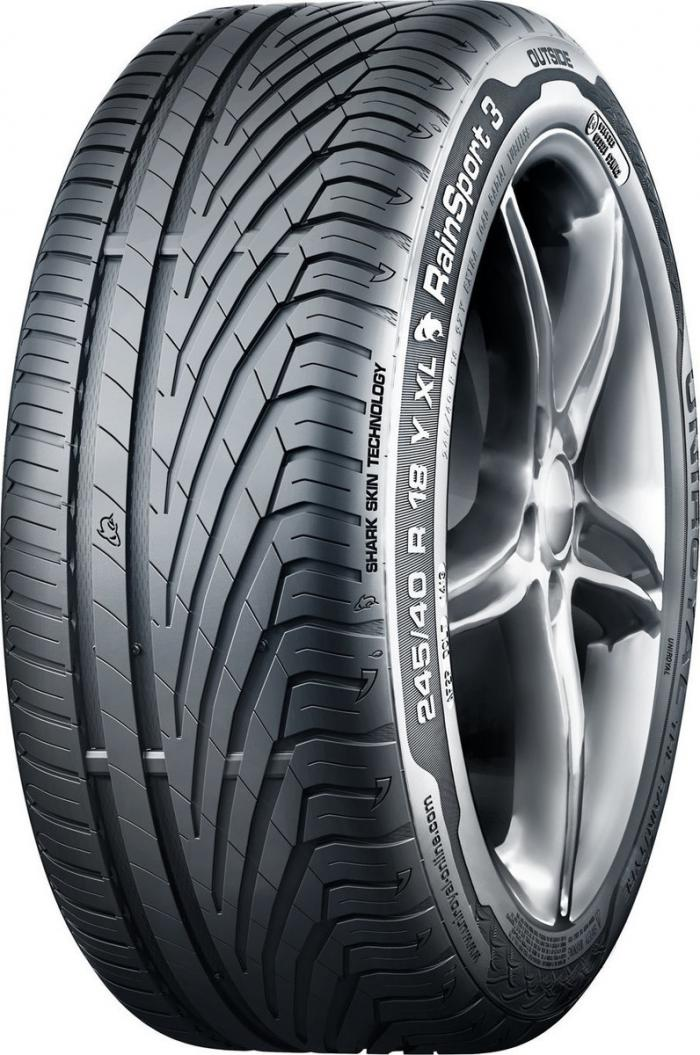 215/40R17 87Y XL Uniroyal Rainsport 3