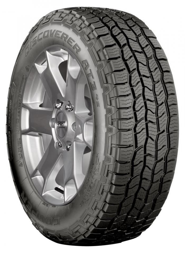 265/65R17 112T Cooper Discoverer A/T3 Sport 4s 4x4