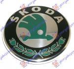 Σήμα SKODA FABIA Hatchback / 5dr 2007 - 2011 1200  ( BBM ) ( CHFA )  Petrol  60 #066604790