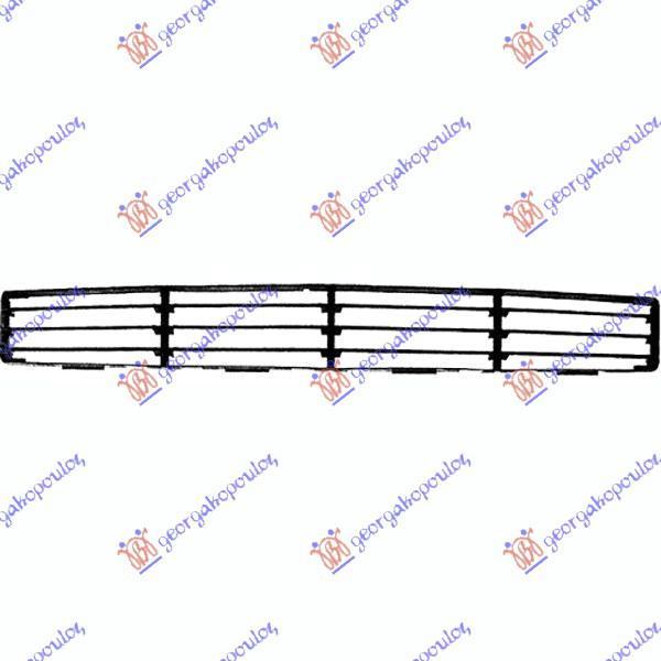 Δίχτυ Προφυλακτήρα FORD FOCUS ( DAW ) Hatchback / 5dr 1998 - 2001 ( MK1A ) 1400 (FXDA)(FXDB) Petrol 75 16V #014704815