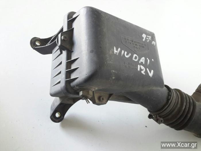 Φιλτροκούτι HYUNDAI ACCENT Sedan 4dr 1994 - 1997 ( UA ) ( X3 ) 1300  G4EH  petrol  84  12 valve #XC18357