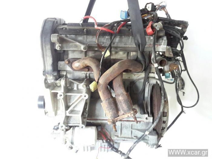 Κινητήρας-Μοτέρ LANDROVER FREELANDER SUV/ ΕΚΤΟΣ ΔΡΟΜΟΥ/ 3dr 1998 - 2003 ( LN ) 1800 ( 18 K4F ) Petrol 117 16V #18K4F