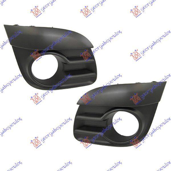 Δίχτυ Προφυλακτήρα CITROEN C2 Hatchback / 3dr 2008 - 2010 ( JM ) 1400 KFU (ET3J4) Petrol 90 16V #014004810