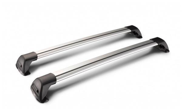 Μπάρες οροφής αυτοκινήτου Whispbar Flush S5 95cm - Σετ 2 Τεμαχίων