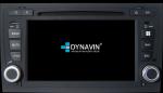 ΕΙΔΙΚΗ ΟΘΟΝΗ OEM 2 DIN - DYNAVIN N7-A4 για AUDI A4 2002-2008
