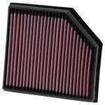 Φίλτρο Ελευθέρας Ροής K&N 33-2972 (225mm x 210mm)