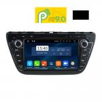 Ειδική OEM Οθόνη Αυτοκινήτου Digital iQ Model: IQ-AN9337 GPS (DVD)