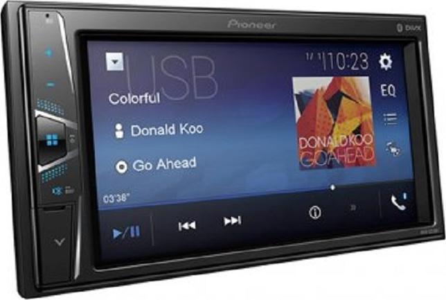Συσκευή Multimedia 2 DIN Pioneer Model MVH-G210BT (Deck)  (Δώρο Ηχεία Pioneer)