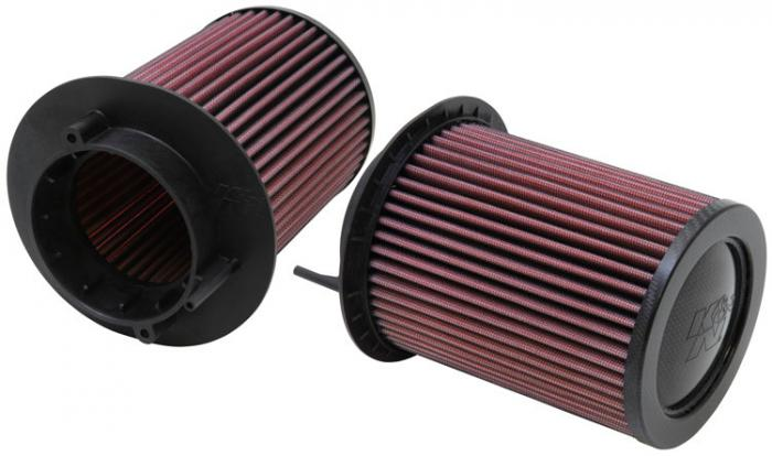 Φίλτρο Ελευθέρας Ροής K&N E-0668 (168mm)