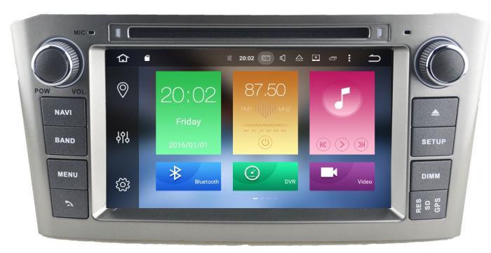 Ειδική OEM Οθόνη Αυτοκινήτου LM Model: J025 GPS (DVD)