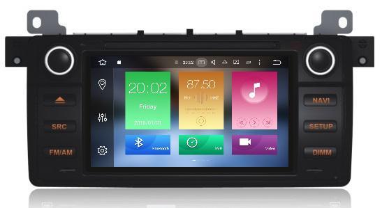 Ειδική OEM Οθόνη Αυτοκινήτου LM Model: J052 GPS (DVD)
