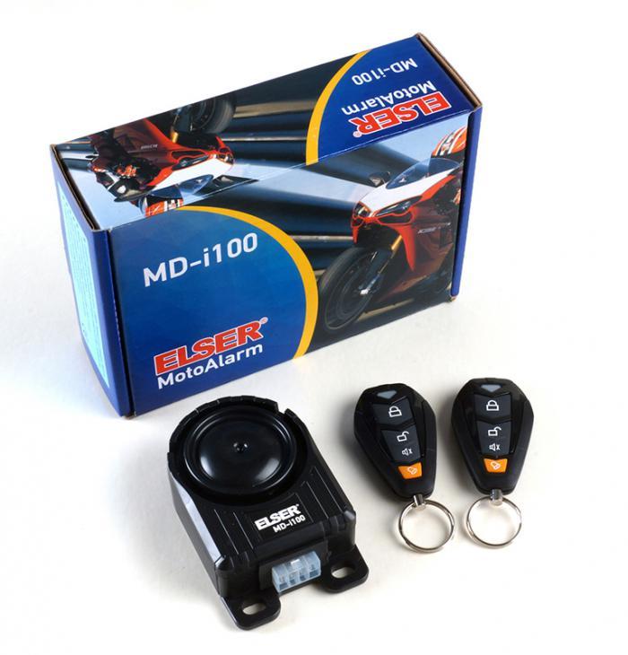 Συναγερμός Μηχανής Elser MD-i100