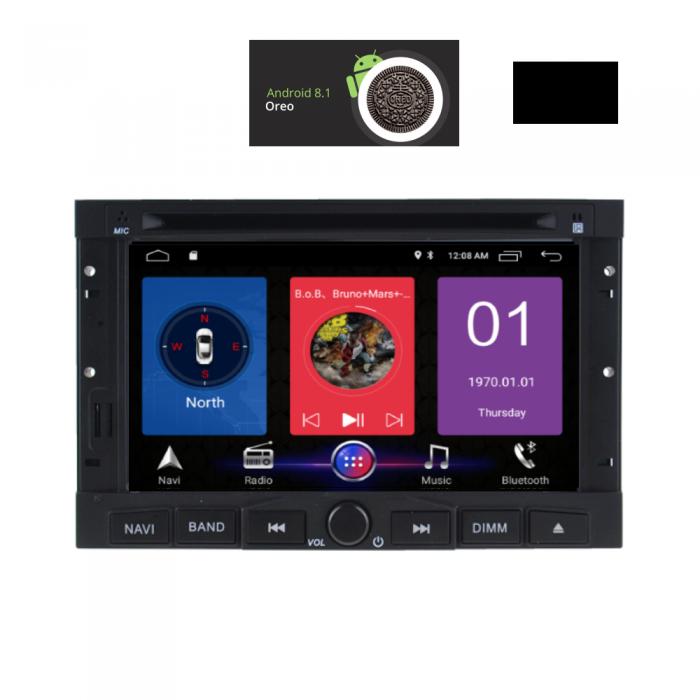 Ειδική OEM Οθόνη Αυτοκινήτου Digital iQ Model: IQ-AN8558M GPS (DVD)