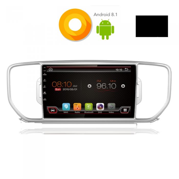 Ειδική OEM Οθόνη Αυτοκινήτου Digital iQ Model: IQ-AN8536 GPS (9 Inches) (Deck)