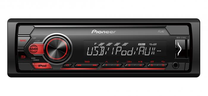 Ράδιο Mp3/USB/iPhone-iPod Pioneer MVH-S110UI